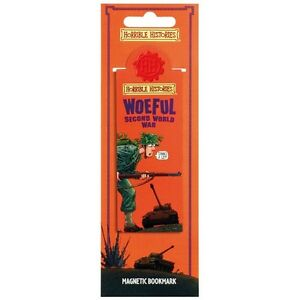 Horrible-Histories-039-Woeful-Second-World-War-039-Magnetic-Bookmark-Stationery