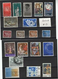 Collection-of-Ireland-Irish-Republic-Eire-stamps-Post-1971-Altona-13