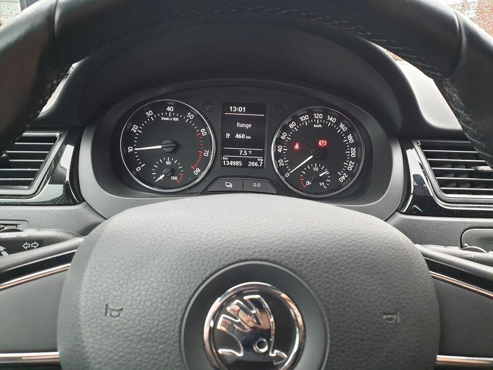 Skoda Rapid, 1,2 TSi 105 Sport, Benzin