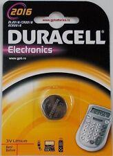 1 Pile bouton lithium Duracell CR2016 3V, livraison rapide et gratuite !