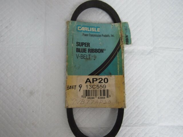 Dayco AP49 Super Blue Ribbon V-Belt