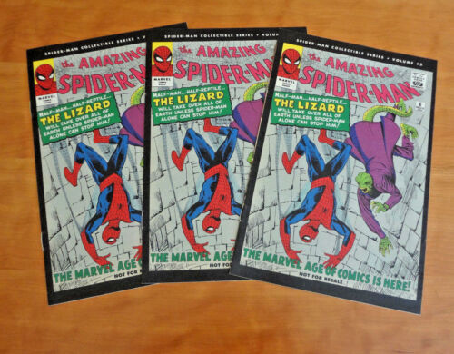 The Amazing Spiderman Collectible Series Volume 12 Giveaway Promo NY Post