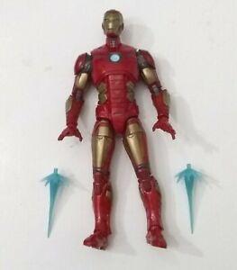 Marvel-Legends-Avengers-gamerverse-Iron-Man-Greuel-Wave-6-034-Actionfigur