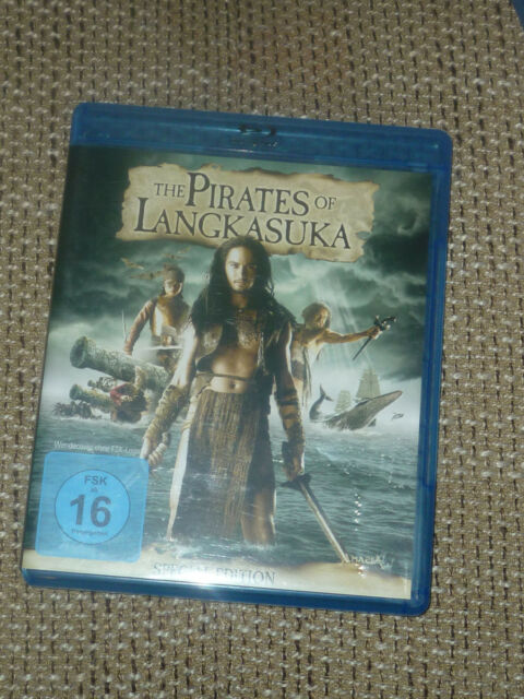 The Pirates of Langkasuka - Blu-ray