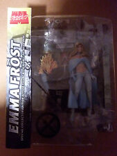 Marvel Select Emma Frost Flesh Version  Collector Edition Figure NEW