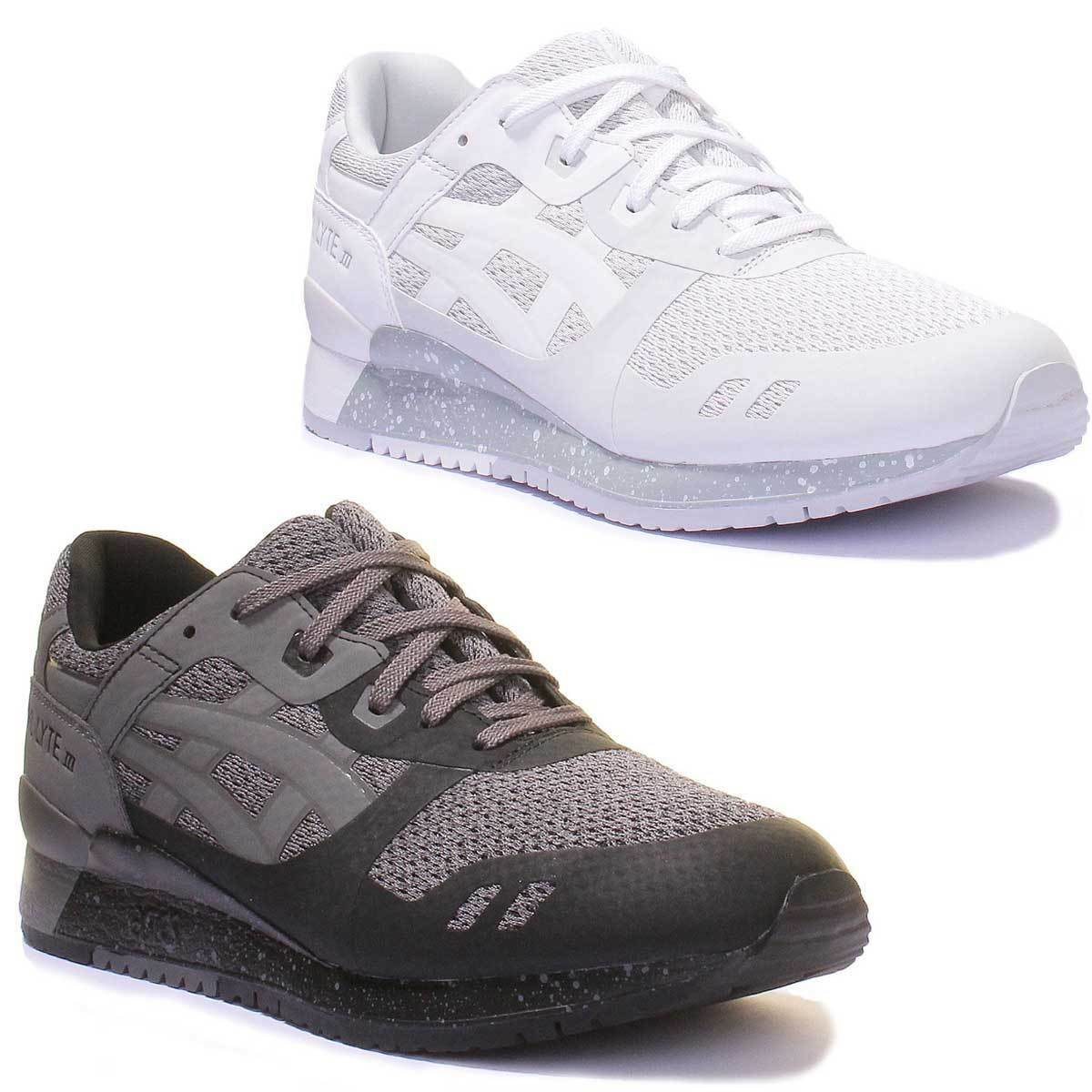 Asics Gel Lyte III NO STICTH  hommes  Running Trainers Sport  Chaussures