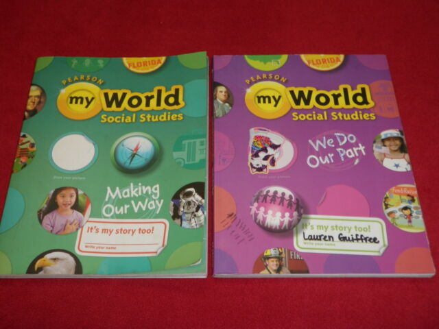 pearson my world social studies grade 2