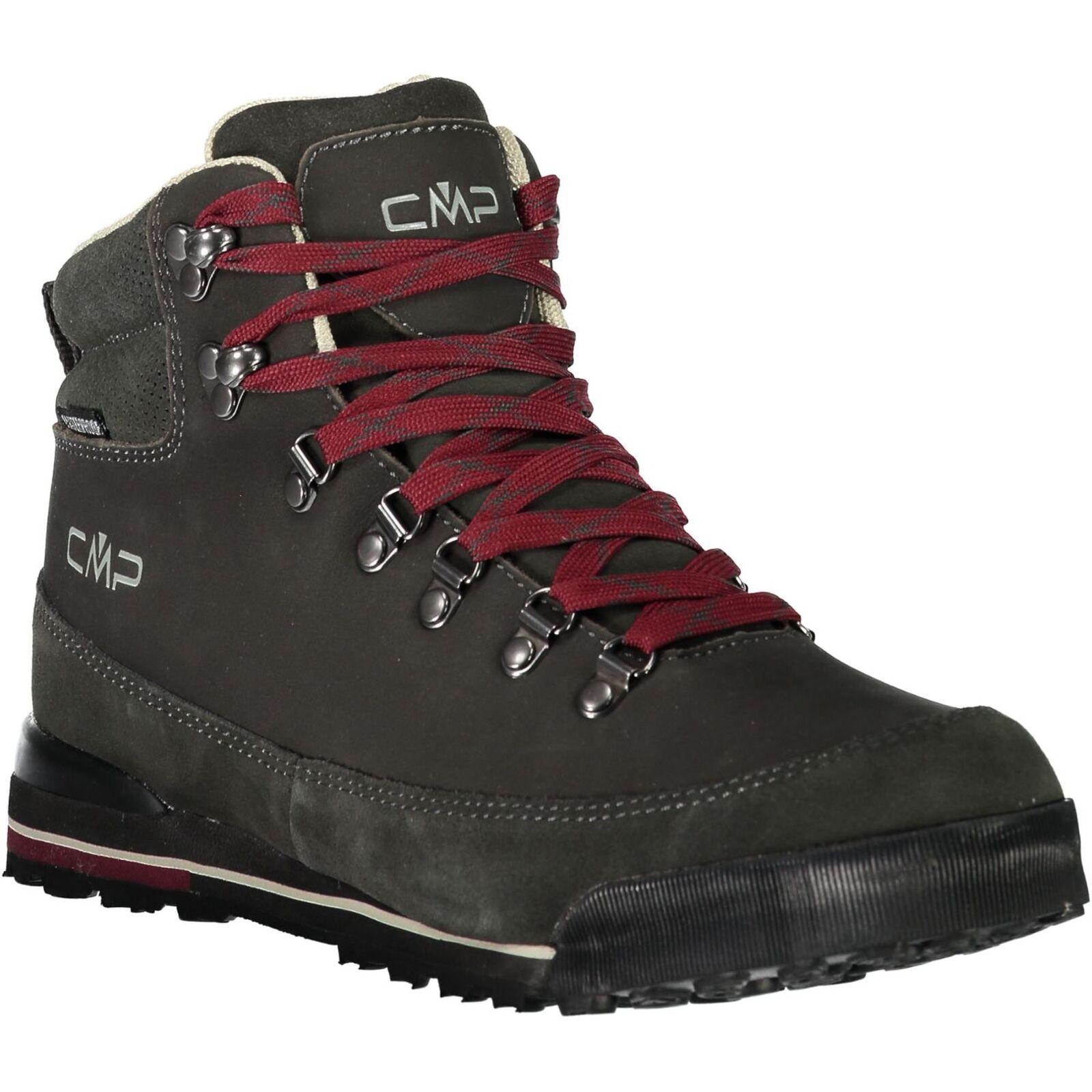 CMP shoes Walking Leisure Meissa Trekking WP Grey  Waterproof  outlet
