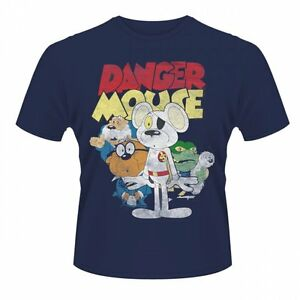 Dangermouse-Gang-New-Officially-Licensed-Various-Sizes-T-Shirt