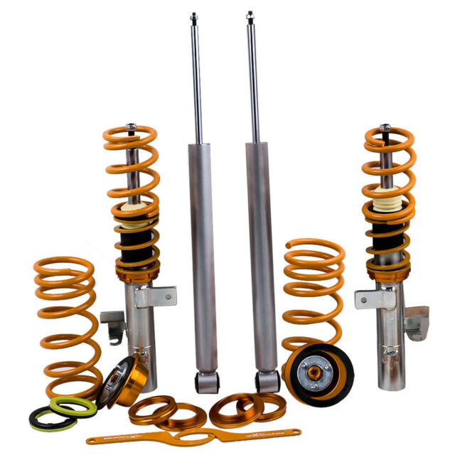 C70 VOLVO V50 PAIR OF FRONT COIL SPRINGS VOLVO S40