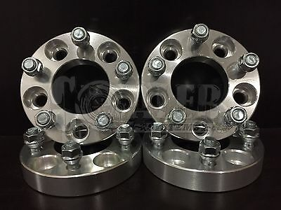 """1 wheel adapter 5x4.75/"""" to 5x4.75/"""" CB 74mm thickness 1.25/"""""""