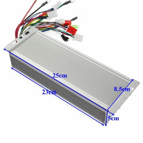 108V 1500W Electric Bicycle E-bike Scooter Brushless DC Motor Speed Controller