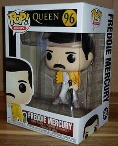 Vinyl Figure ***PRE-ORDER*** Queen Freddie Mercury Diamond Glitter Pop