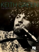 Keith Green The Greatest Hits Sheet Music Piano Vocal Guitar Songbook 000306981
