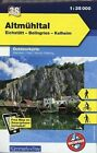KuF Deutschland Outdoorkarte 38 Altmühltal 1 : 35.000 (2012, Mappe)