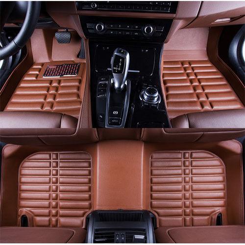 Fit TOYOTA RAV4 CARPET FLOOR MATS Car Mats Auto Mat All Waterproof pads