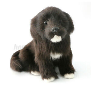 Black-Labrador-Dog-Realistic-Puppy-Pet-Plush-Simulation-Stuffed-Animal-Doll-Toy