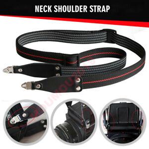 Mamiya Neck Shoulder Nylon Strap For RB67 RZ67 M67 M645 C330 C220 Camera + Lugs