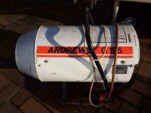 Andrews Space Heaters for sale | eBay
