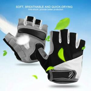 Outdoor-Cycling-Bicycle-MTB-Bike-Gloves-Sports-Racing-Riding-Half-Finger-Gloves