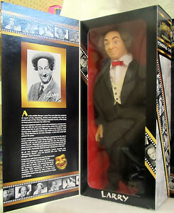 1997-Three-Stooges-Collector-Edition-Doll-Larry-Mint