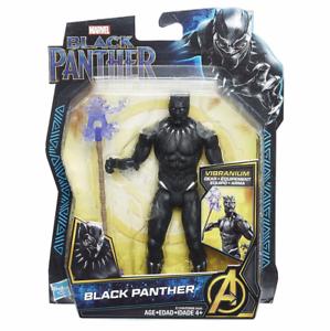 HASBRO Marvel Avengers 6 pouces Panthère Noire Avec Éclair Gear-NEUF!!!