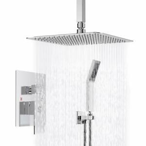 Chrome-Control-16-inch-Square-Rain-Shower-Set-Hand-Shower-Mixer-Tap