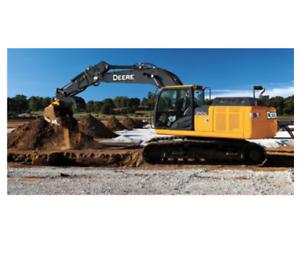 John Deere 1 50 210G LC Excavadora prestigio  TBE45432