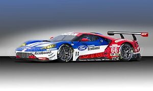 Image Is Loading Ford Gt Gt Gtlm Class Gt Le Mans