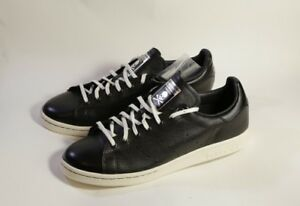 brand new 5154f be0b2 Image is loading Adidas-x-MASTERMIND-Japan-STAN-SMITH-BLACK-SIZE-