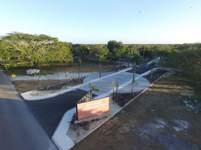 A PAGOS Terrenos en Zona norte de Mérida Yucatan ideal para planear tu futuro hogar