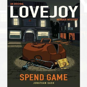 Spend-Game-Lovejoy-Book-Crime-Thrillers-amp-Mystery-By-Jonathan-Gash-NEW-BRAND