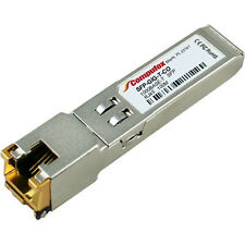 SFP-GIG-T - 1000BaseT SFP, Cat 5-5E- 6 copper, 100m (Compatible with Alcatel-Luc