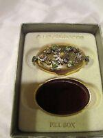 Liz Claiborn Jewelry Gift / Pill Box (new In Box) Jewelry Gift Box