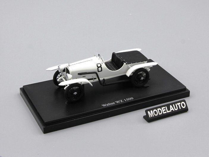 Autocult 1:43 Walter WZ 1500,white, Czech Republic 1921 L.E. 333 pcs.