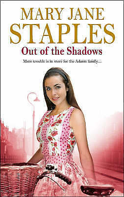 1 of 1 - Staples, Mary Jane, Out Of The Shadows (The Adams Family), Very Good Book