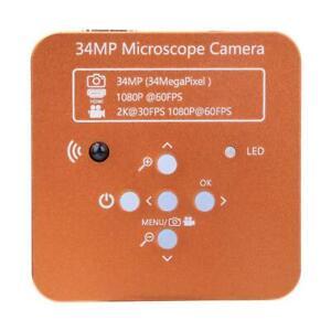 34MP-1080P-HDMI-USB-R-G-B-Adjustable-Industrial-Microscope-Camera-100-240V