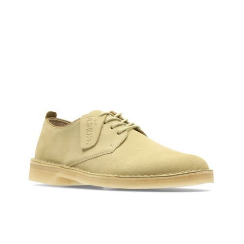 Clarks ORIGINALS HOMME Maple Daim LONDON chaussures pointure 7 NEUF