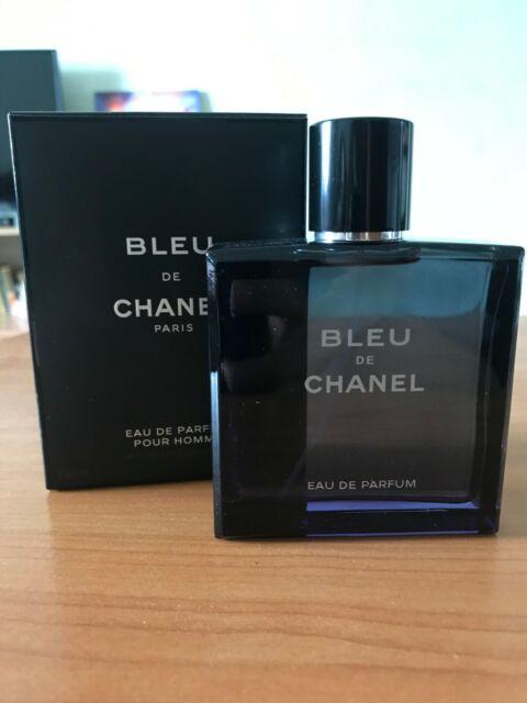 Bleu De Chanel Paris Pour Homme Eau de Parfum100ml 3.4Oz New with box