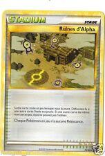 Pokémon n° 76/90 - Stadium - Ruines d'Alpha (A767)