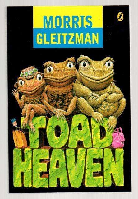 Toad Heaven by Morris Gleitzman - Medium Paperback - 20% Bulk Book Discount