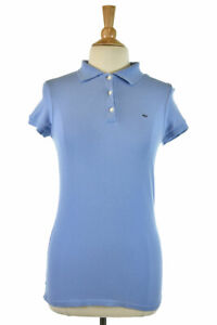 Details about Old Navy Women Tops Polo Shirts N/A Blue Cotton