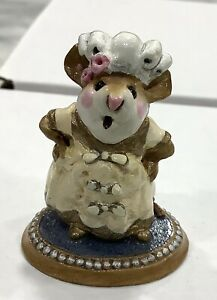 """Wee Forest Folk: """"The Mean Stepmother"""" Cinderella, Collectibles, 1988, C-3"""