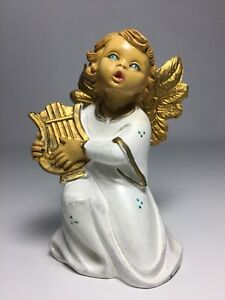 Image result for angel with harp