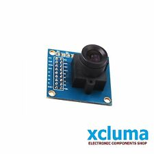 XCLUMA OV7670 CAMERA LENS IMAGE SENSOR SCM ACQUISITION MODULE FOR ARDUINO BE0340