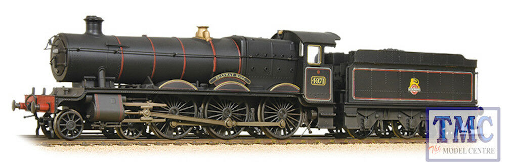32-002A Bachmann OO Gauge Hall Class 4971 Stanway Hall - Weatherojo