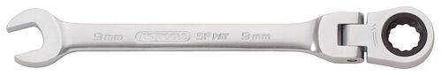 10mm KS Tools GEARplus Gelenk-Ratschenringmaulschlüssel