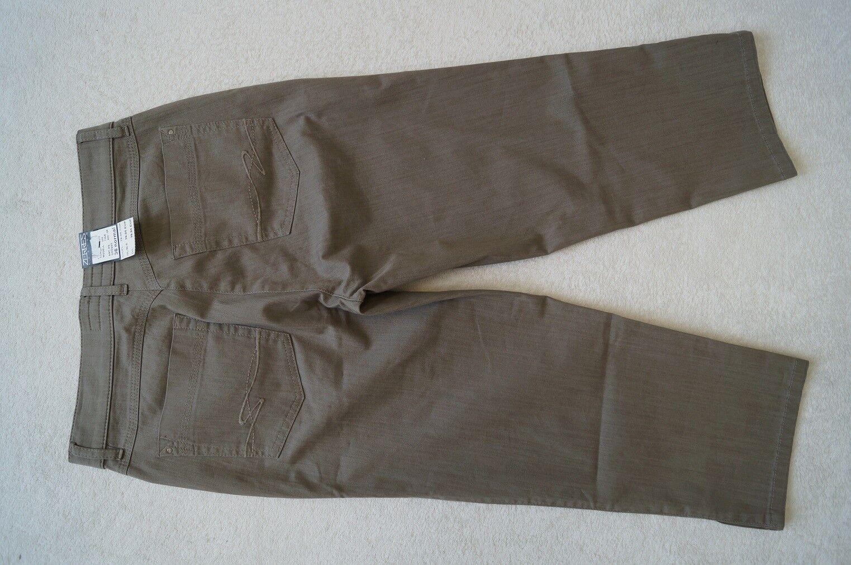 ZERRES 253 TINA Jeans Caprihose Caprihose Caprihose Straight Gr.36 Regular 2 Farben  NEU   Zu einem erschwinglichen Preis    Hervorragende Eigenschaften    Vogue    In hohem Grade geschätzt und weit vertrautes herein und heraus    Neueste Technologie  bafa75