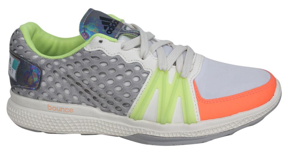 Zapatos promocionales para hombres y mujeres Adidas Stella McCartney deporte REBOTE Cordones Zapatillas de mujer s42031 d109