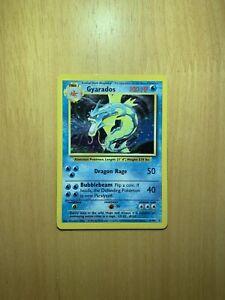Gyarados-Holo-6-102-Pokemon-Card-1999-Near-Mint-Rare